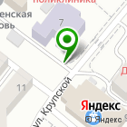 Местоположение компании Детская школа искусств №1 им. Н.П. Будашкина