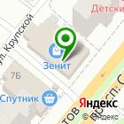 Местоположение компании Поленька