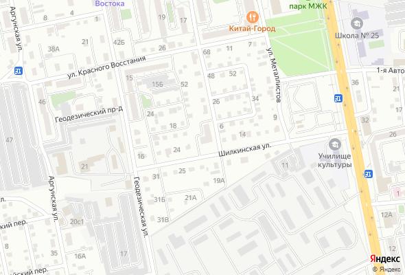 жилой комплекс ул. Красных Коммунаров, 3