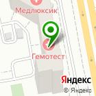 Местоположение компании Новый Стиль