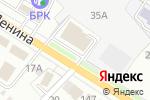 Схема проезда до компании Мария в Чите