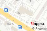 Схема проезда до компании GoodWin в Чите