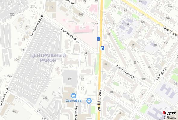 продажа квартир ул. Шилова, 43