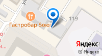 Компания Изуми на карте
