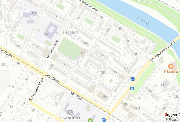 купить квартиру в ЖК Микрорайон 1, д. 33
