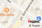 Схема проезда до компании Люди в белом в Чите