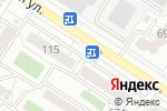 Схема проезда до компании 75 регион в Чите