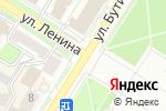 Схема проезда до компании Сибирский билет в Чите