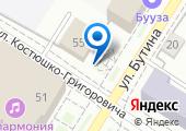 Министерство культуры Забайкальского края на карте