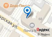 Департамент государственного имущества и земельных отношений Забайкальского края на карте
