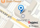 Департамент ЗАГС на карте