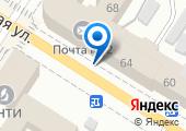 Министерство финансов Забайкальского края на карте