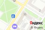 Схема проезда до компании Акватория в Чите