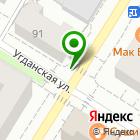 Местоположение компании Здоровье+