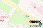 Схема проезда до компании Орто Комфорт в Чите
