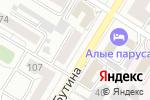 Схема проезда до компании Щедрый край в Чите