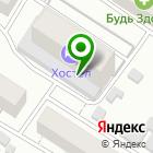 Местоположение компании Энергопроект