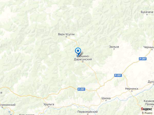 поселок Светлый на карте