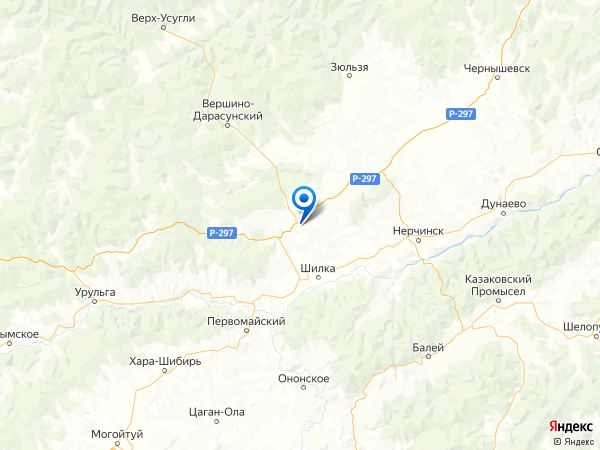 село Васильевка на карте
