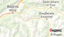 Отели города Бриксен-им-Тале на карте