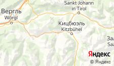 Отели города Кирхберг на карте