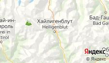 Отели города Хайлигенблут на карте