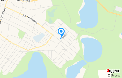Местоположение на карте пункта техосмотра по адресу Респ Саха /Якутия/, г Вилюйск, ул Чапаева, д 91