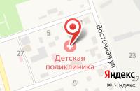 Схема проезда до компании Мои Документы в Медведево