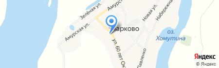 Ларец на карте Игнатьево
