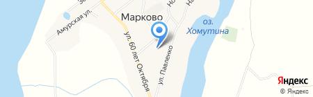 Почтовое отделение на карте Игнатьево
