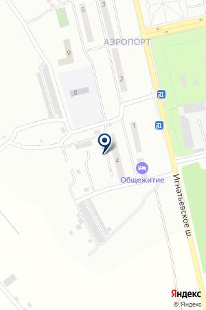 Виктория на карте Аэропорта