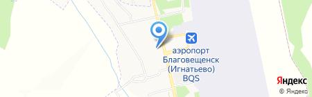 Магазин алкогольной продукции на карте Игнатьево