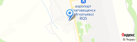 Виктория на карте Игнатьево