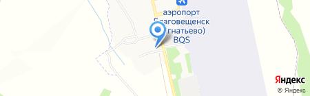 Семен на карте Игнатьево