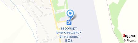 Дальневосточный Феникс на карте Игнатьево