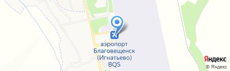 Банкомат Азиатско-Тихоокеанский Банк на карте Игнатьево