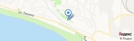 Пром-Альп-Век на карте Благовещенска