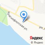 Автомастерская по ремонту литых дисков на карте Благовещенска