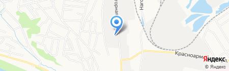 Электро на карте Благовещенска