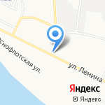 Магазин по продаже фруктов и овощей на карте Благовещенска