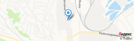 Россельхозцентр по Амурской области на карте Благовещенска