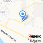 Компания по изготовлению москитных сеток и ремонту окон на карте Благовещенска