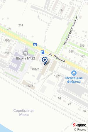 МАКС на карте Благовещенска