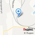 Управление карьеро-бетонного хозяйства на карте Благовещенска