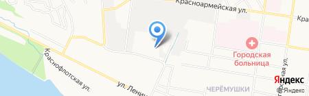 Домашняя автомойка на карте Благовещенска