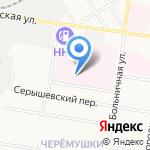 Амурский областной наркологический диспансер на карте Благовещенска