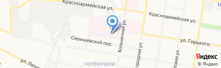Телефон доверия на карте Благовещенска