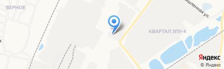 Пожарная часть №2 на карте Благовещенска