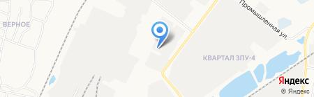 ЭТЕРИ на карте Благовещенска