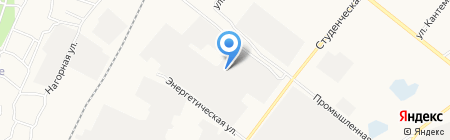 Строймода на карте Благовещенска